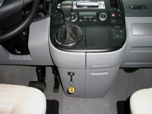 Einbau Bear-Lock VW T5