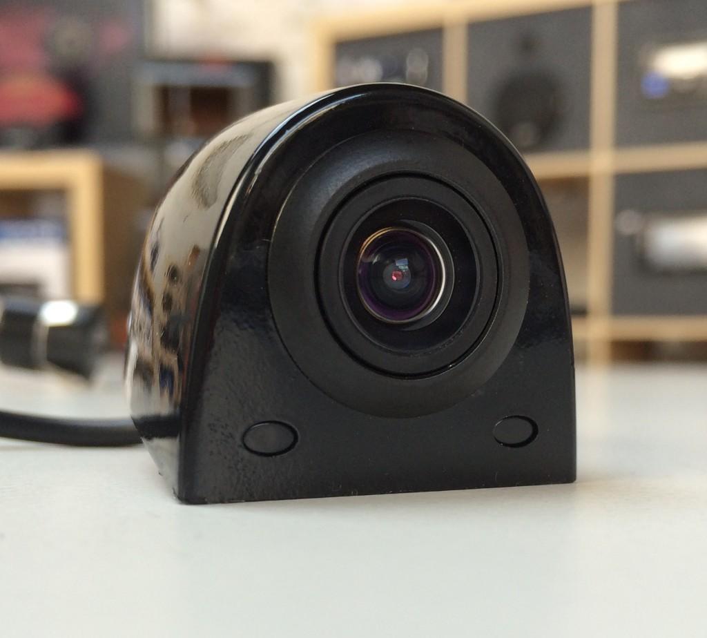 Mini-Weitwinkelkamera im Gehäuse