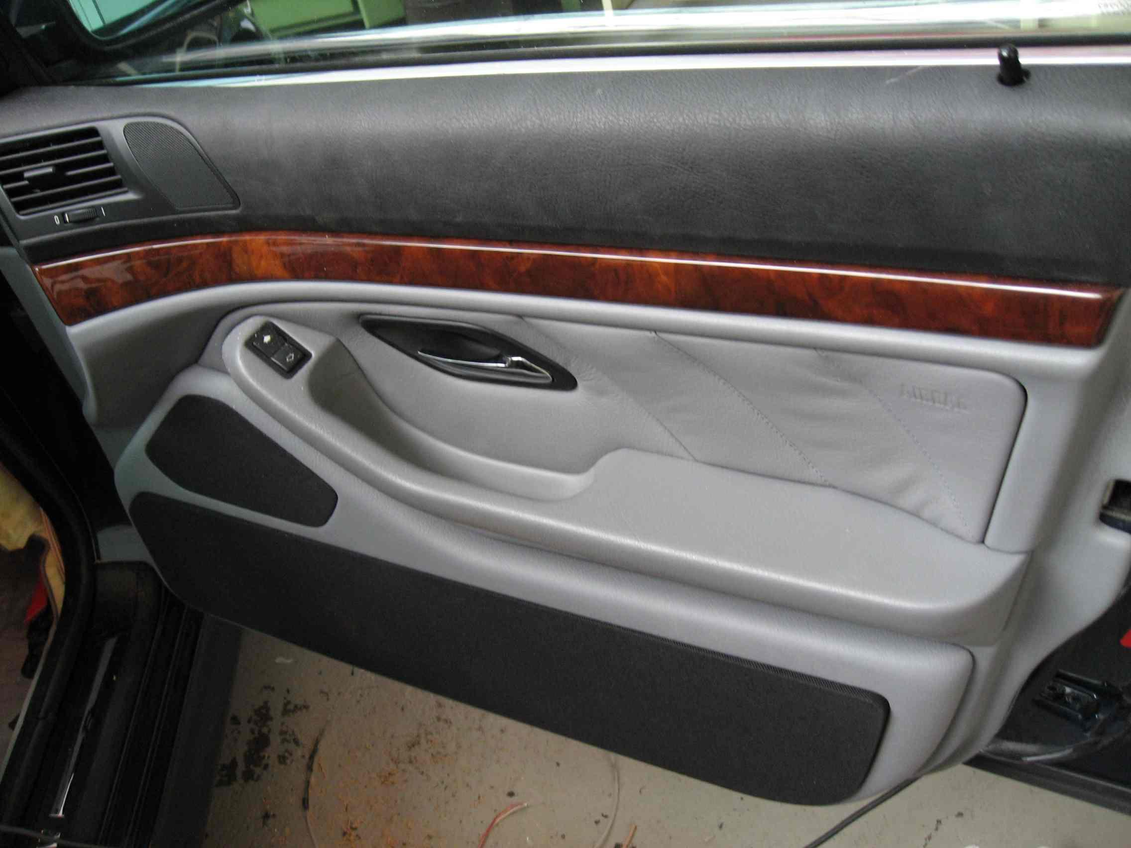 Jehnert Doorboard BMW