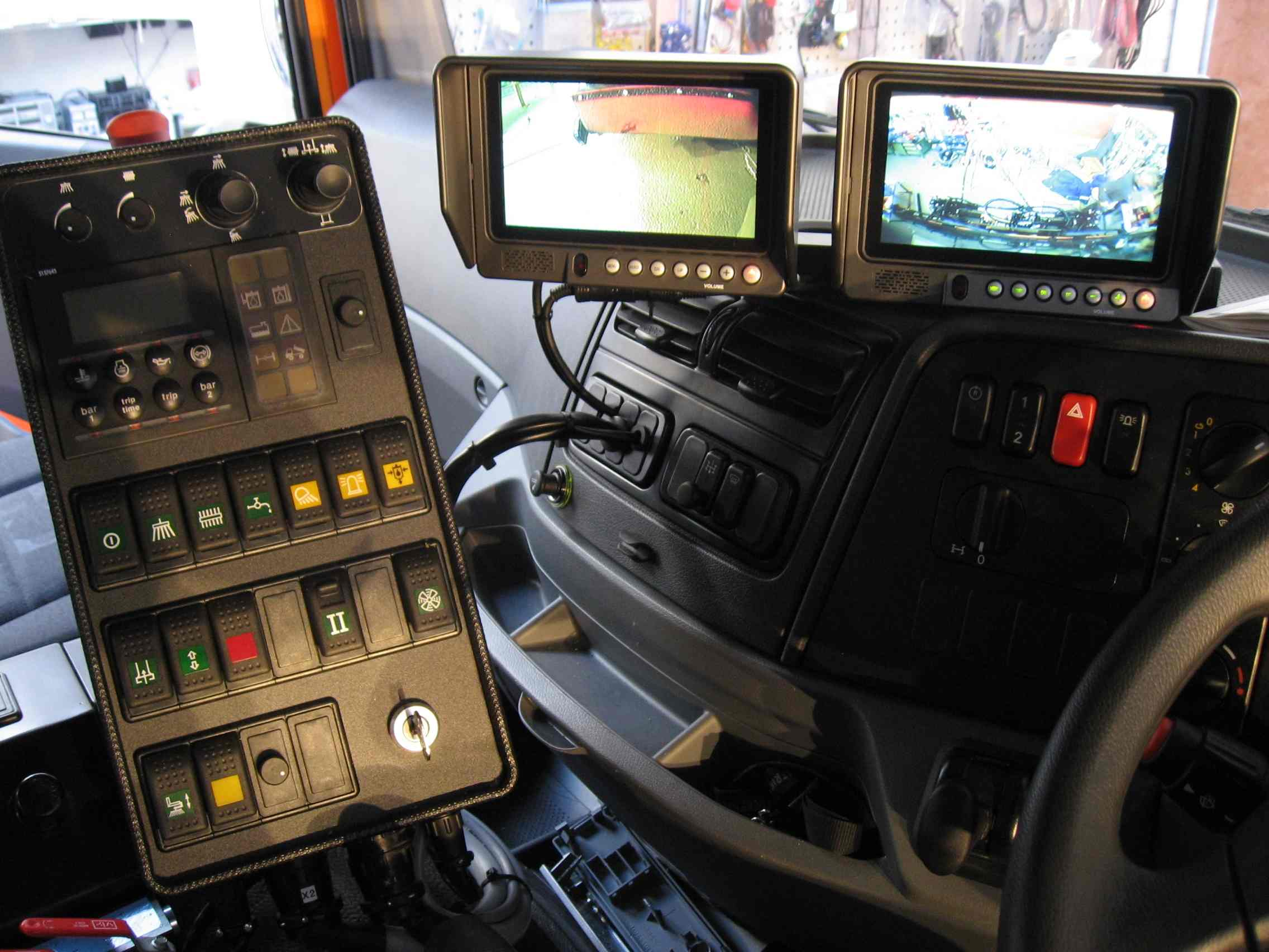 Heavy-Duty Kamerasystem