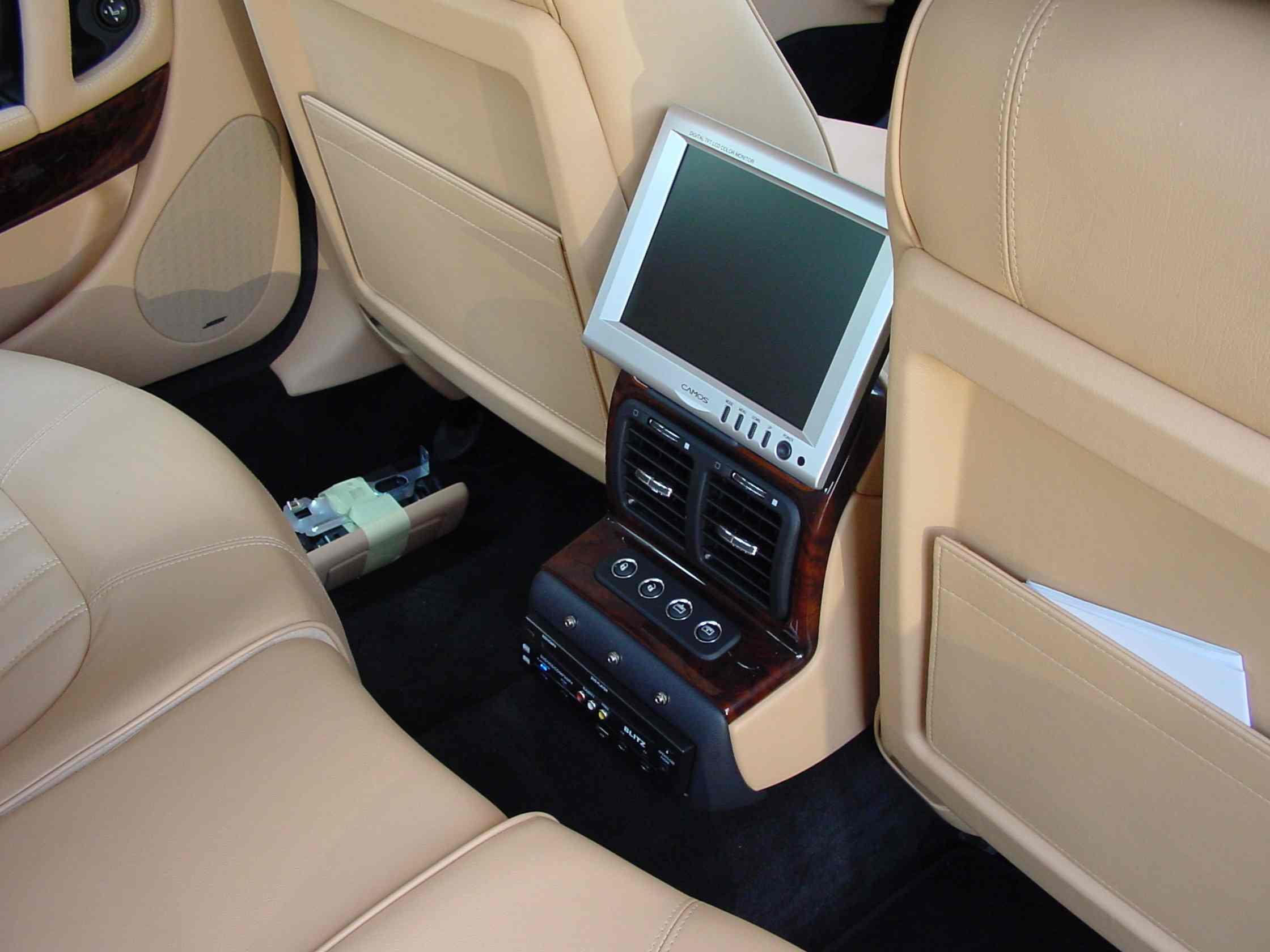 Maserati Monitor
