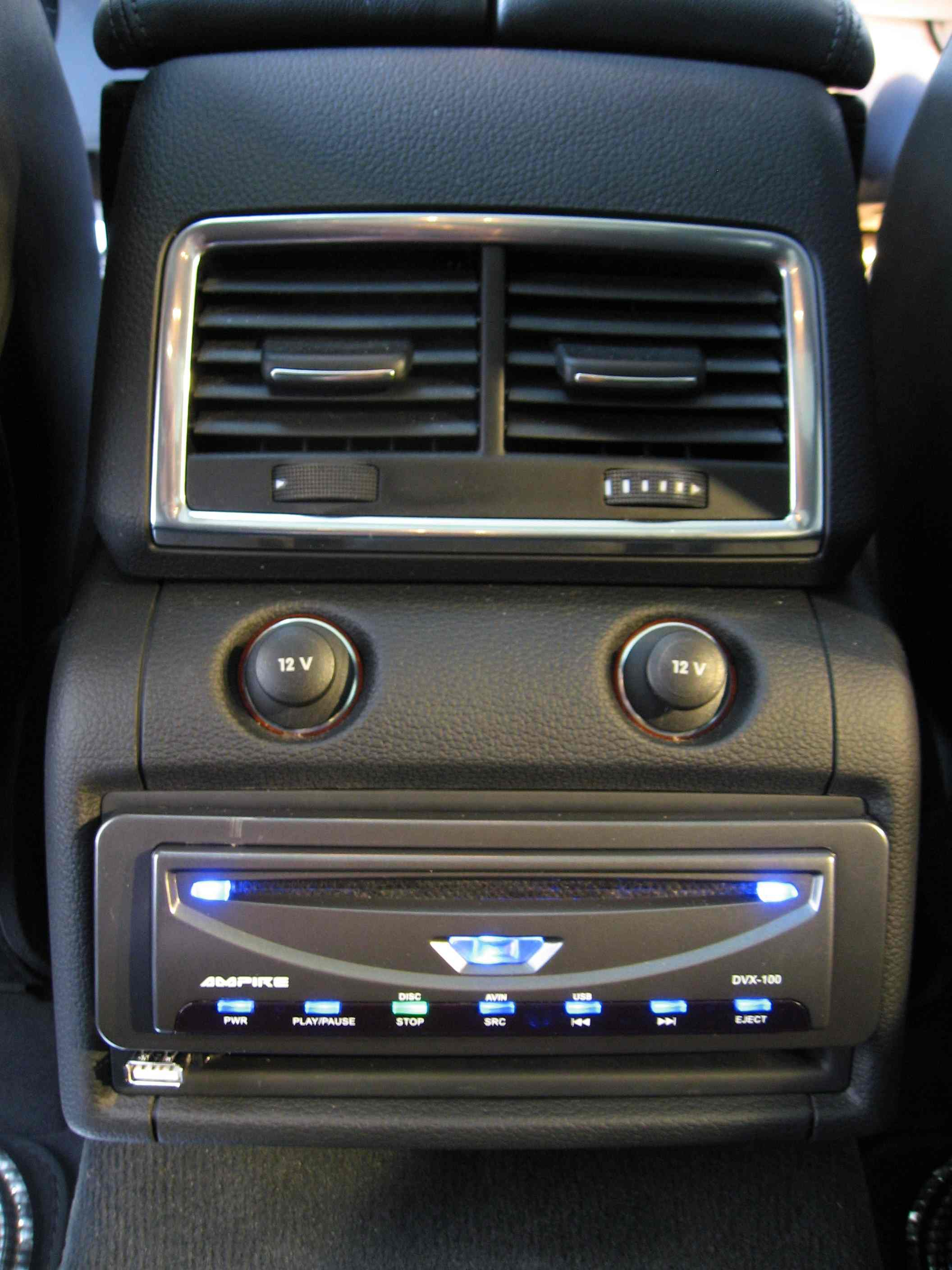 Audi Q7 DVD-Player