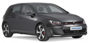 Golf-7-Alpine-Style-Navigation-X901D-G7